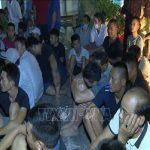 Phát hiện 85 đối tượng đánh bạc bằng hình thức đá gà tại Bỉm Sơn