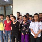 Tạm giữ 19 đối tượng tham gia mở sòng tài xỉu tại Sài Gòn