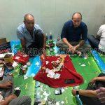 Triệt phá hai sòng bạc chuyên nghiệp trong một căn nhà ở Biên Hòa