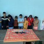 Triệt phá tụ điểm đánh bạc trên địa bàn thành phố Kon Tum