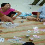 Bắt quả tang sới bạc của 5 đối tượng tại Quảng Ninh, thu giữ hàng chục triệu đồng