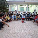 Điều tra, xử lý các đối tượng đánh bạc tại Tây Ninh