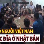 Phát hiện 100 người Việt chơi xóc đĩa bất hợp pháp ở Nhật Bản