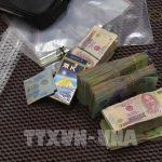 Triệt phá đường dây đánh bạc qua mạng tại Hà Giang