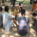 Triệt phá liên tiếp 2 sới bạc tại Tây Ninh, bắt quả tang hàng chục đối tượng