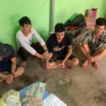 Tụ điểm đánh bạc của 4 đối tượng tại Lâm Đồng bị triệt phá