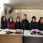Bắt giữ 6 nữ quái cầm đầu đường dây lô đề tại Hải Phòng