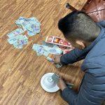Bắt quả tang 31 người tham gia đánh bạc bằng hình thức xóc đĩa tại Nghệ An