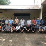 Bắt quả tang nhóm đối tượng tổ chức đá gà tại Đồng Nai