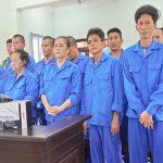 Tham gia lắc tài xỉu ăn tiền, 12 bị cáo bị lãnh án