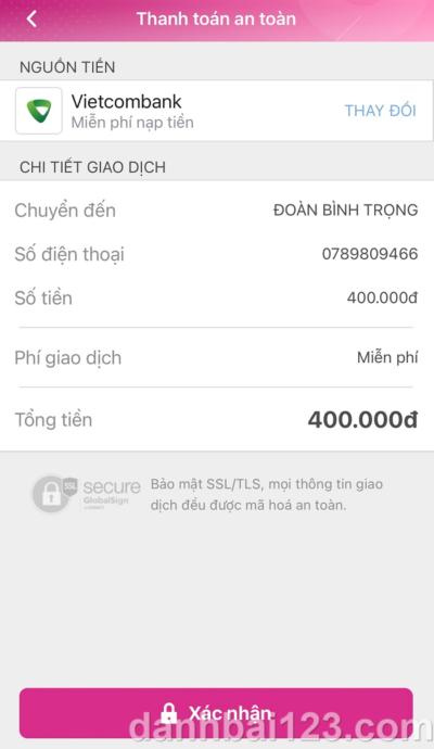 Tìm hiểu về cách nạp tiền tại Happyluke qua MoMo