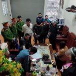 Tổ chức triệt phá đường dây đánh bạc bằng lô đề tại TP. Hà Tĩnh