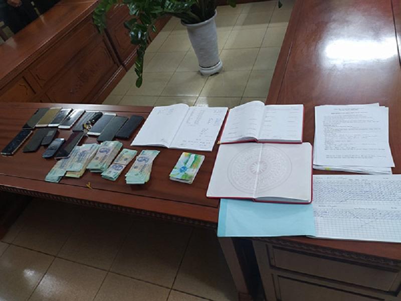 Triệt phá đường dây đánh bạc gần 2,8 tỷ đồng ở Ninh Bình