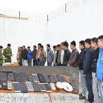 Triệt phá ổ bạc tại gia, bắt giữ 19 đối tượng tại Ninh Bình