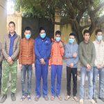 Triệt phá sòng bạc tại Bắc Giang, tạm giữ 9 đối tượng