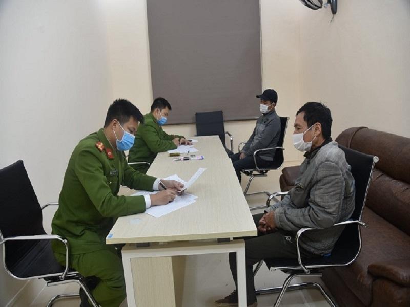 Triệt xóa ổ nhóm đánh bạc dưới hình thức đá gà tại Phú Thọ, bắt giữ 40 người