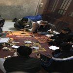 Bắt quả tang 6 đối tượng đánh bạc và 13 đối tượng tổ chức sử dụng chất ma túy tại Nam Định