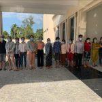 Tạm giữ 15 đối tượng tham gia đánh bạc tại Tây Ninh