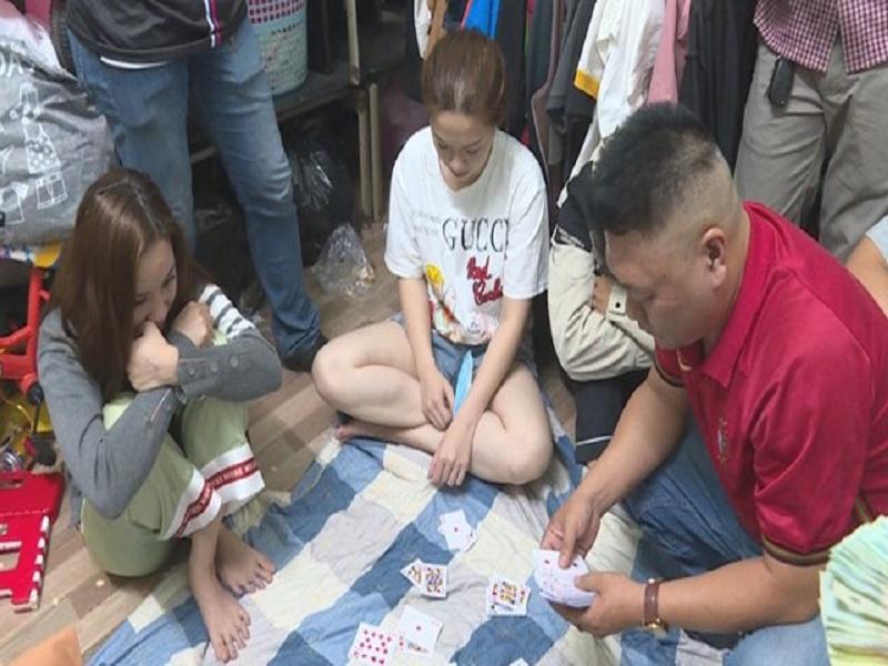 Triệt phá sòng bạc của nhóm đối tượng nam nữ tại Đắk Lắk