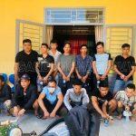 Xử lý 2 vụ đánh bạc tại 2 huyện tại Đồng Nai, tạm giữ hơn 30 đối tượng